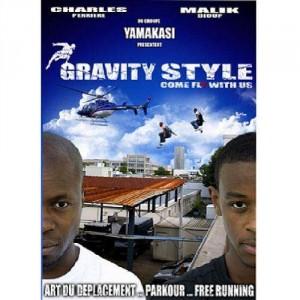 Gravity Style - DVD
