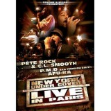 New York Under Cover - Live In Paris - Pete Rock - DVD