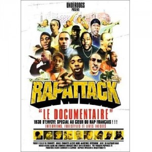Rap Attack - Le documentaire - DVD