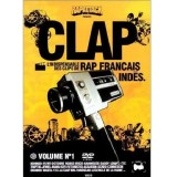 Clap Volume 1 - L'indispensable des clips français indés - DVD