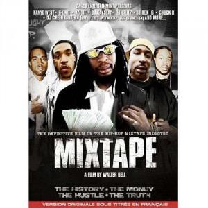 Mixtape - The definitive film on the Hip Hop mixtape industry - DVD