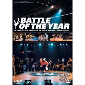 Battle Of The Year - France 2004 - 2DVD