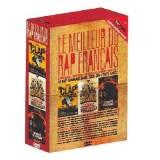 Le meilleur du rap français - Box set (Rap Attack / Le cercle de la haine / Clap vol.1) - 3DVD