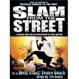 Slam From The Street - Vol.4 : West Coast - Venice Beach - DVD