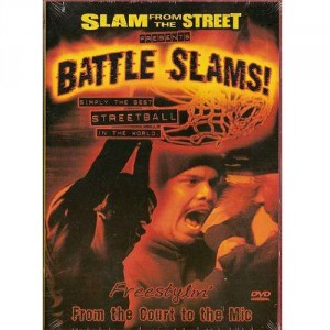 Slam From The Street - Vol.6 : Battle Slams ! - DVD