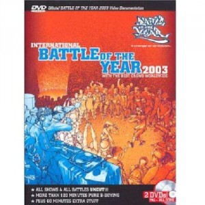Battle Of The Year - International 2003 - 2DVD