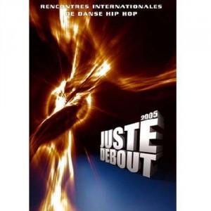 Juste Debout 2005 - DVD