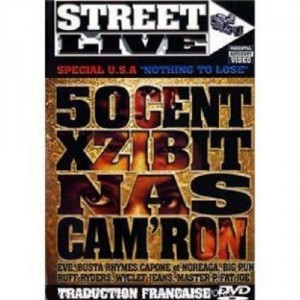 Street Live 1 - Nothing to lose - DVD