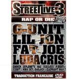 Street Live 3 - Rap or Die - DVD