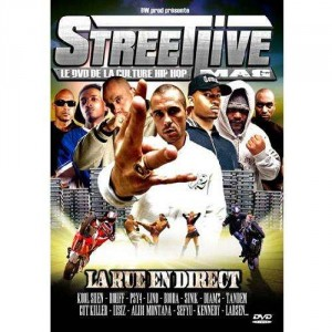 Street Live Mag n°1 - La rue en direct - DVD