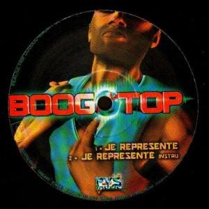 Boogotop - Je représente / Pensées profondes - 12''
