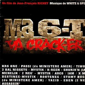 Ma 6-T Va Crack-er - Original Sondtrack - 2LP