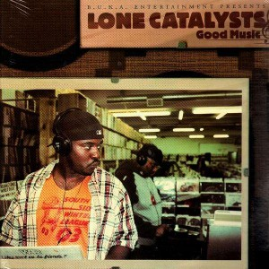 Lone Catalysts - Good music - 2LP