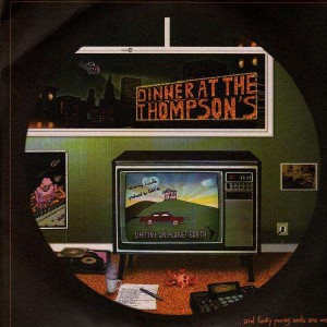 Dinner At The Thompson's - Lifetime on planet earth - 2LP