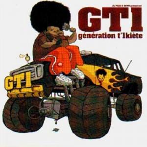 Al Peco & BCWN présentent - GT1 Génération t'1kiète - CD