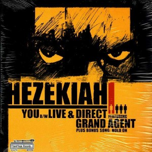 Hezekiah - You / Live & direct / Hold on - 12''