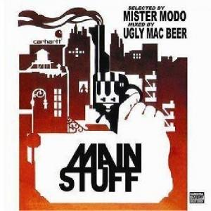 Mr. Modo & Ugly Mac Beer - Main Stuff - CD