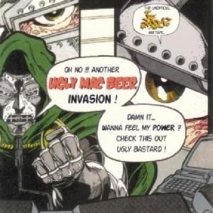 Ugly Mac Beer - Invasion ! (MF Doom mixtape) - CD