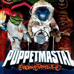 Puppetmastaz - Mephistopheles + remixes feat. Modeselektor - 12''