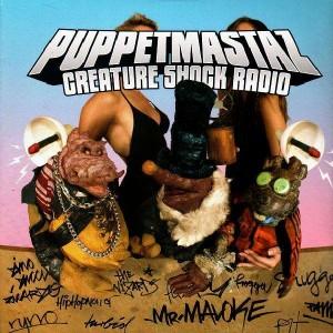 Puppetmastaz - Creature Shock Radio - LP