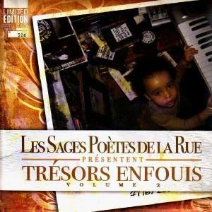 Les Sages Poètes De La Rue - Trésors enfouis volume 2 - 2LP