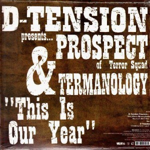 D-Tension - You're a bitch too / This is our year / Confused & amused - 12''