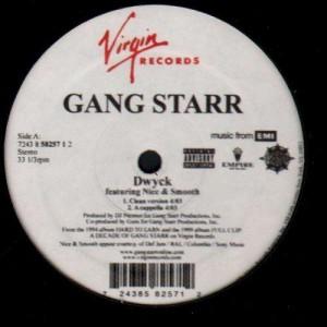 Gang Starr - Dwyck - 12''