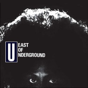 East of Underground - CD