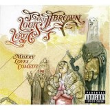 Louis Logic and JJ Brown - Misery loves comedy - CD