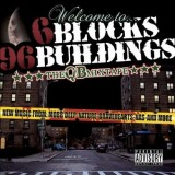 Q-Butta & Ric Rude presents - Welome to 6 Blocks 96 Buildings - The QB Mixtape - CD