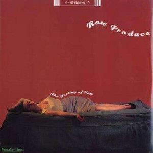 Raw Produce - The feeling of now - CD