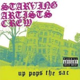 Starving Artists Crew - Up pops the sac - CD
