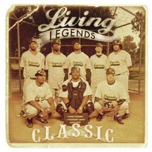 The Living Legends - Classic - CD