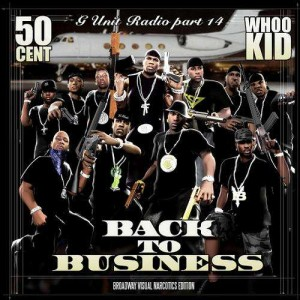 G-Unit Radio Part.14 - Back to business - CD
