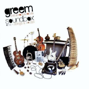 Greem - Soundbox one - Strings & Vocals - LP
