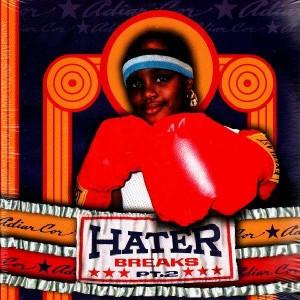 Adiar Cor - Hater Breaks Pt.2 - LP