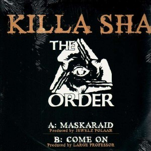 Killa Sha - Maskaraid / Come on - 12''