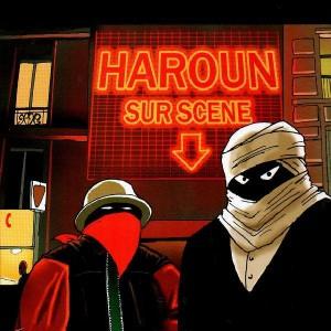 Haroun - Au front / Sur scene / Les routes de l'oseille - 12''