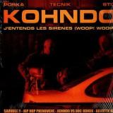 Kohndo - J'entends les sirènes - 12''