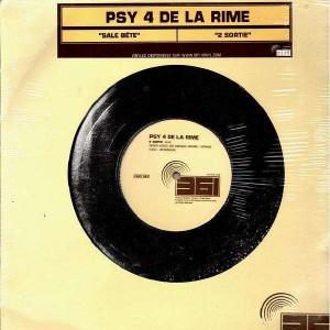Psy 4 De La Rime - Sale bête / 2 sortie - 12''
