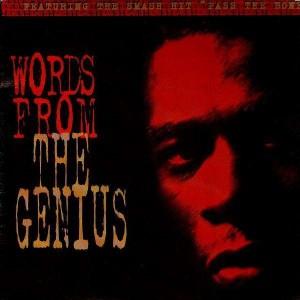 GZA / Genius - Words from the genius reissue - Original US LP