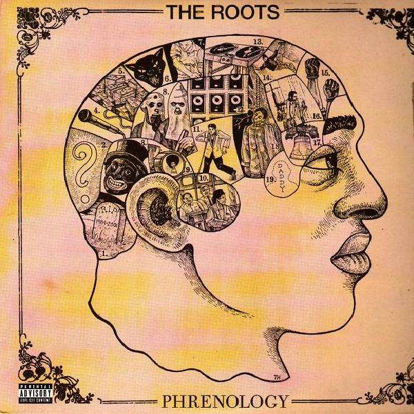 The Roots Phrenology 2lp Temple Of Deejays