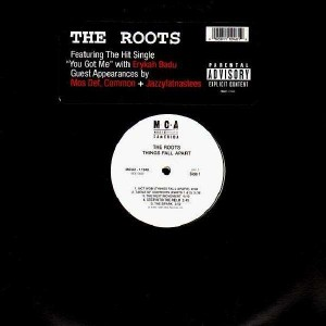 The Roots - Things Fall Apart - 2LP