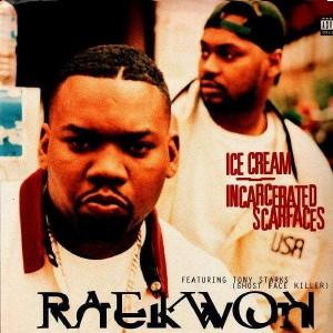 Raekwon - Ice Cream / Incarcerated Scarfaces - 12''