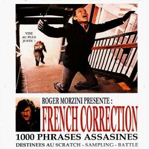 Roger Morzini Presente : French Correction - 1000 Phrases assassines - LP