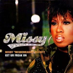 Missy Elliott - Get ur freak on - 12''