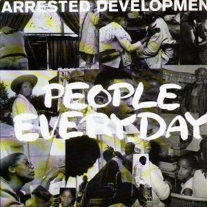 Arrested Development - People Everyday / Children play with earth - 12''
