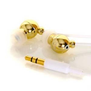 Ecouteurs Wesc - Dull Gold Flute