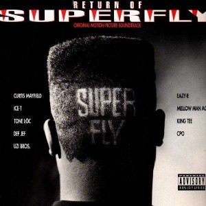 The return of Superfly - Original Motion Soundtrack - LP