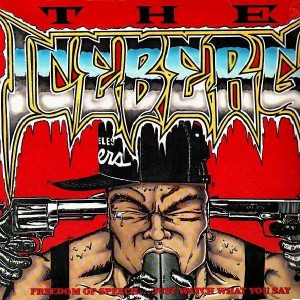 Ice-T - The Iceberg/Freedom Of Speech... Just Watch What You Say - ORG LP